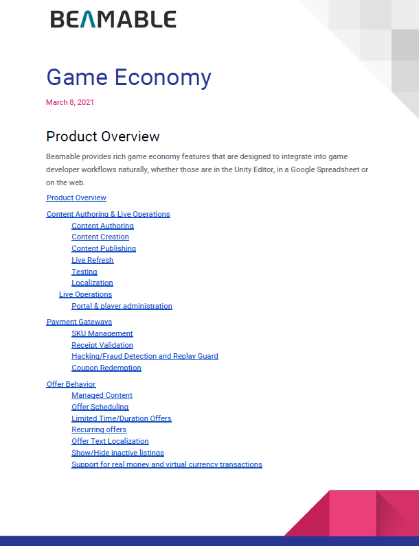 beamable game economy cover.png