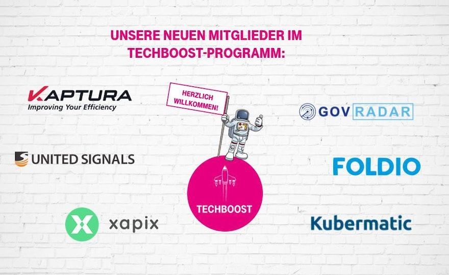 Telekom TechBoost: GovRadar erhält kräftige Unterstützung
