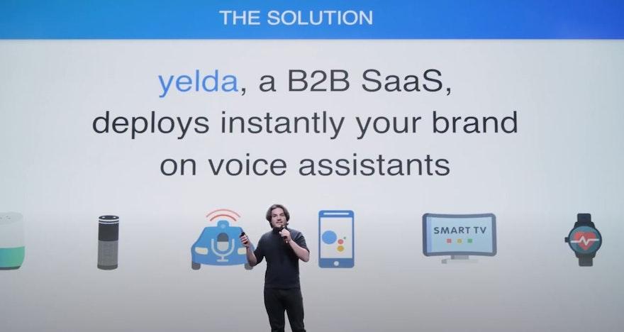 Yelda lève 500 k€ pour ouvrir la Voix aux entreprises et démocratiser la création d'un assistant vocal