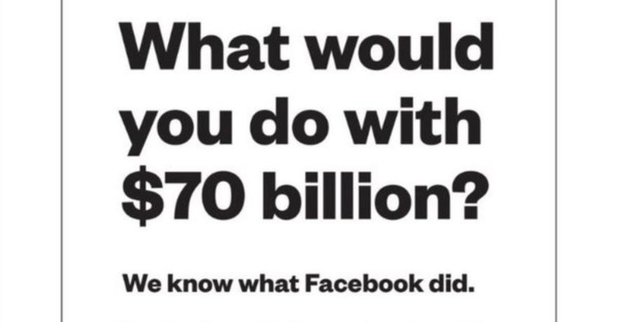 Pourquoi boycotter Facebook Ads n'est pas le moyen de rendre la plateforme plus responsable