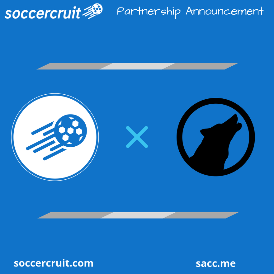 Soccercruit announces partnership with S.A.C.C