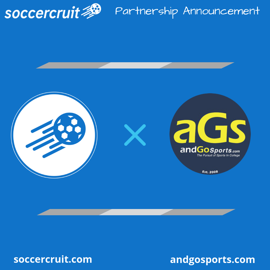 Soccercruit announces partnership with andGoSports