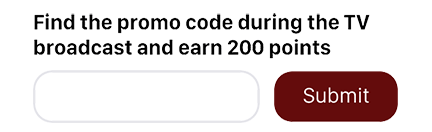 Watch Event Promo Codes