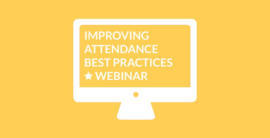 Improving Attendance Best Practices