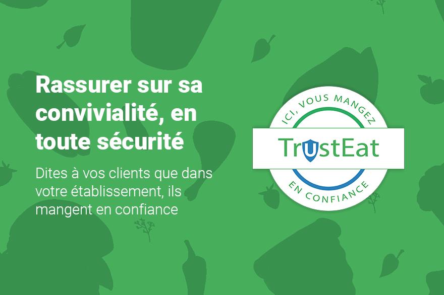 TrustEat : le menu digital gratuit des professionnels de confiance