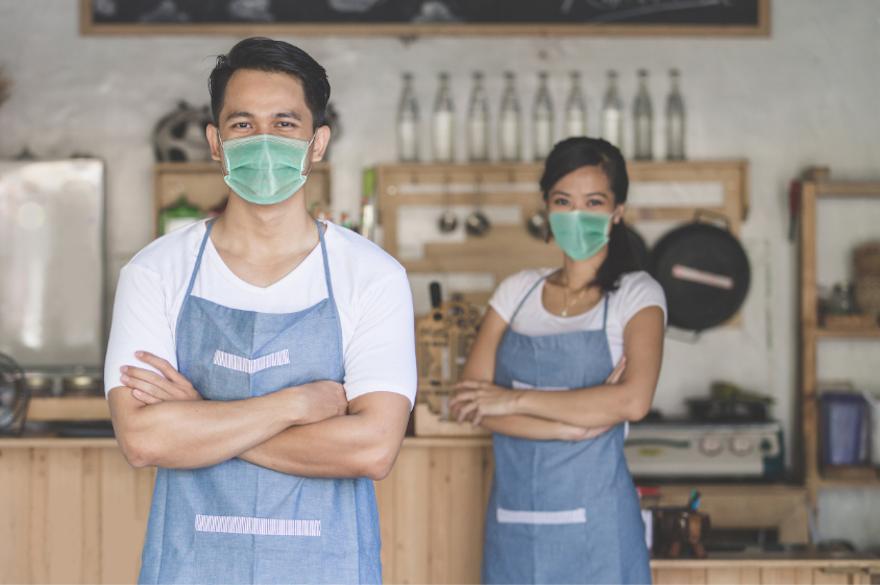 La confiance dans votre restaurant : l'hygiène post Covid-19