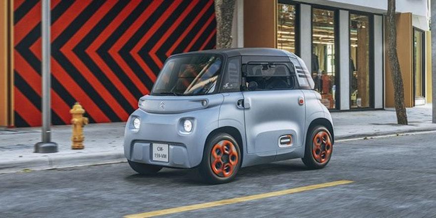 Citroën se lance dans la mobilité électrique