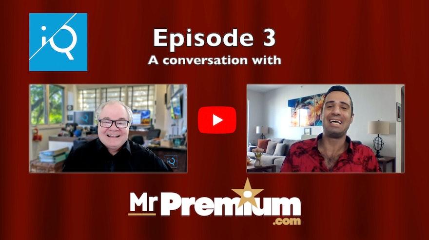 A conversation with MrPremium.com