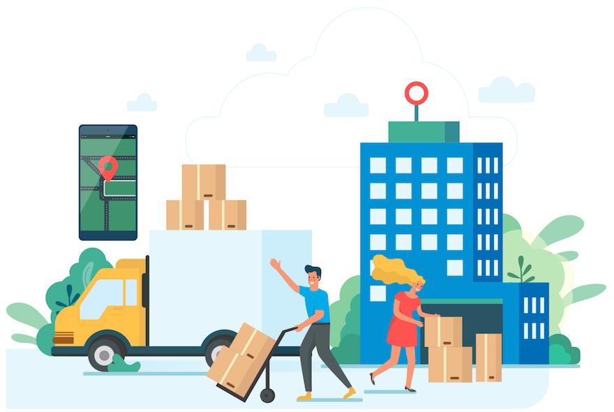 L'essor d'une logistique urbaine vertueuse: un enjeu majeur pour les villes