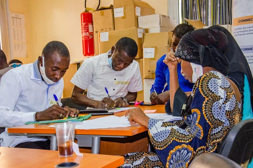 Le lancement du 1er Appel à projet du CoLAB Santé Mère et Enfant !