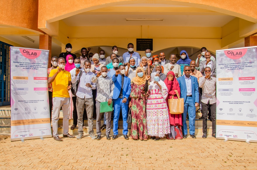 Récapitulatif du CoLABorathon à Niamey