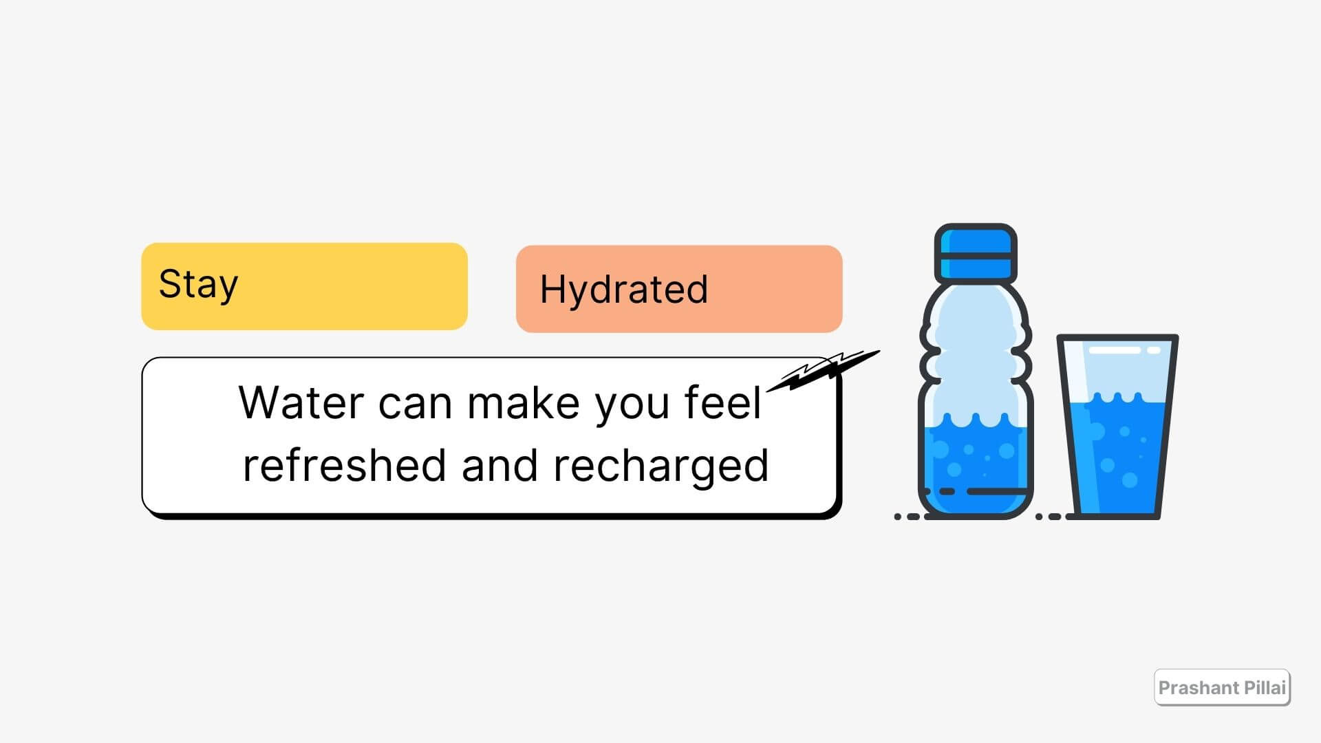 stay hydrated quote