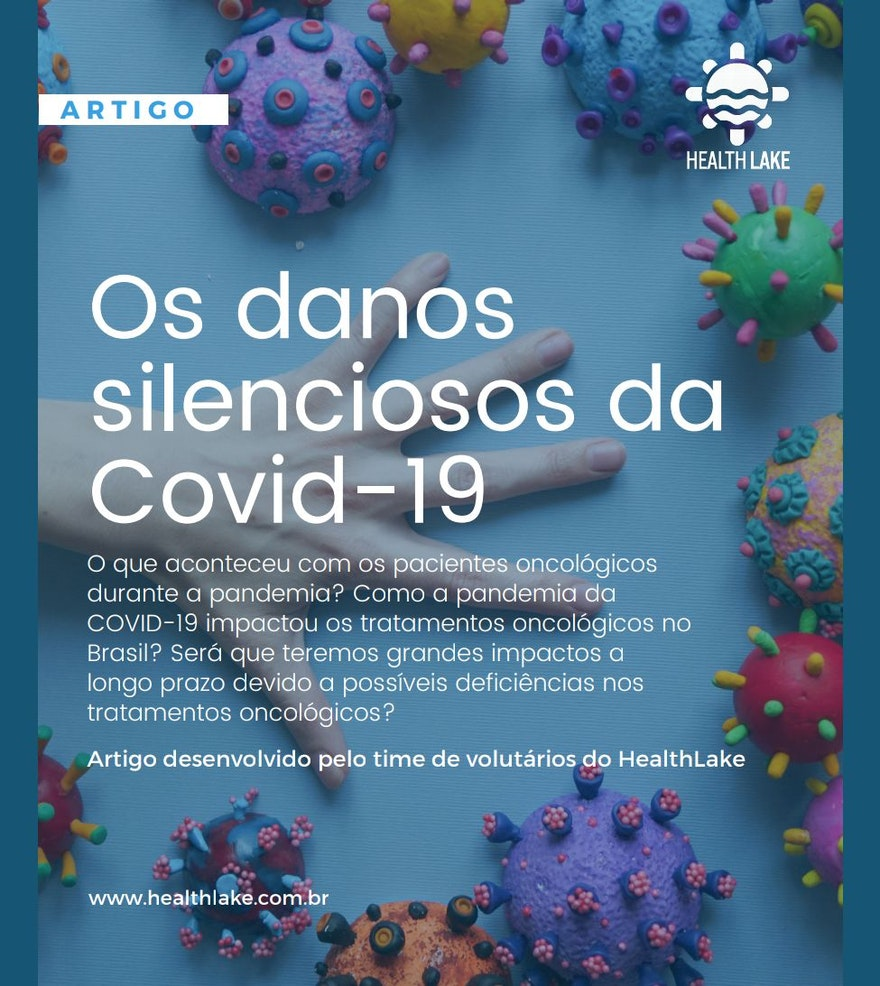 Os Danos Silenciosos da COVID-19