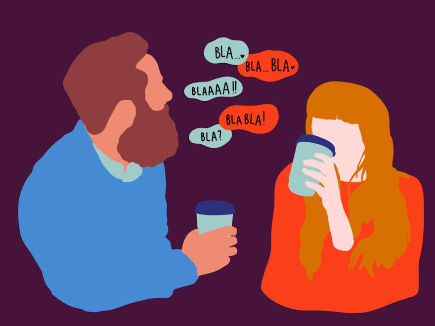 Sujets de conversation avec une femme