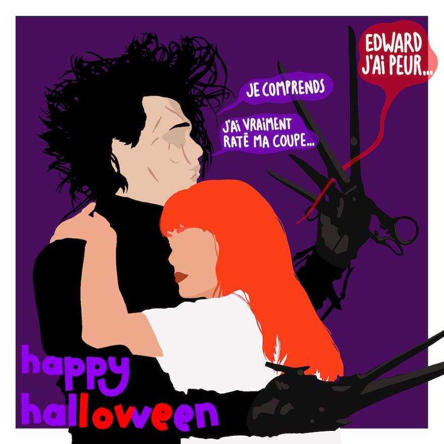 Les films d'Halloween à regarder avec ton rendez-vous
