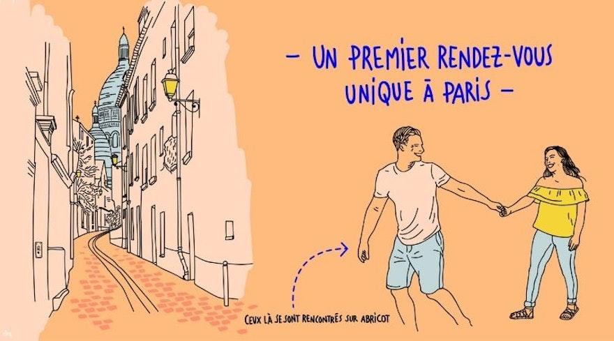 5 lieux originaux pour un premier rendez-vous unique à Paris
