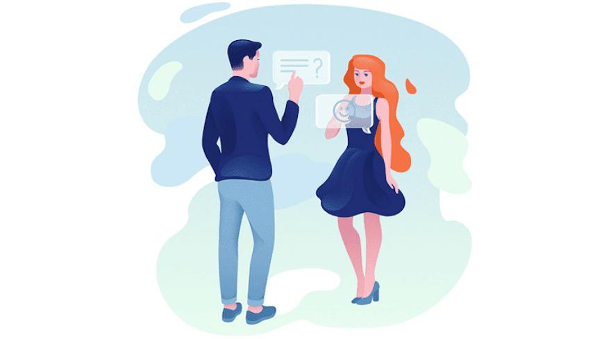 Nos conseils pour écrire le premier message sur un site de rencontres