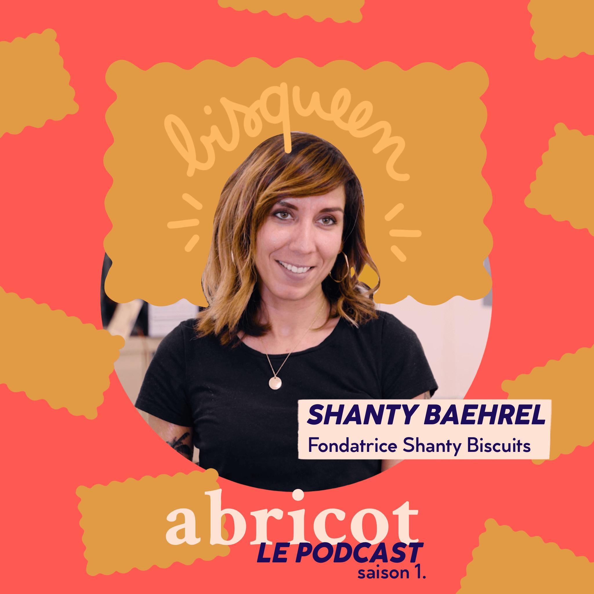 Podcast Abricot épisode 6. Shanty Baehrel