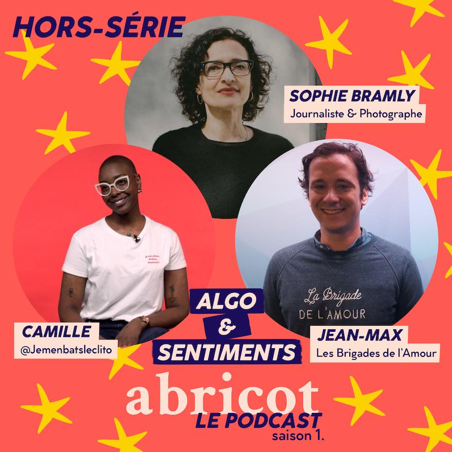 Podcast Abricot Hors-Série 01 : Conférence Algo & Sentiments