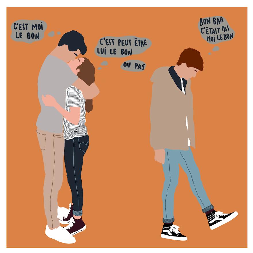 Faut-il enchaîner les relations amoureuses ?