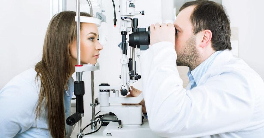 Site internet spécialisé pour les ophtalmologues