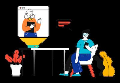démonstration e-learning Qualiopi