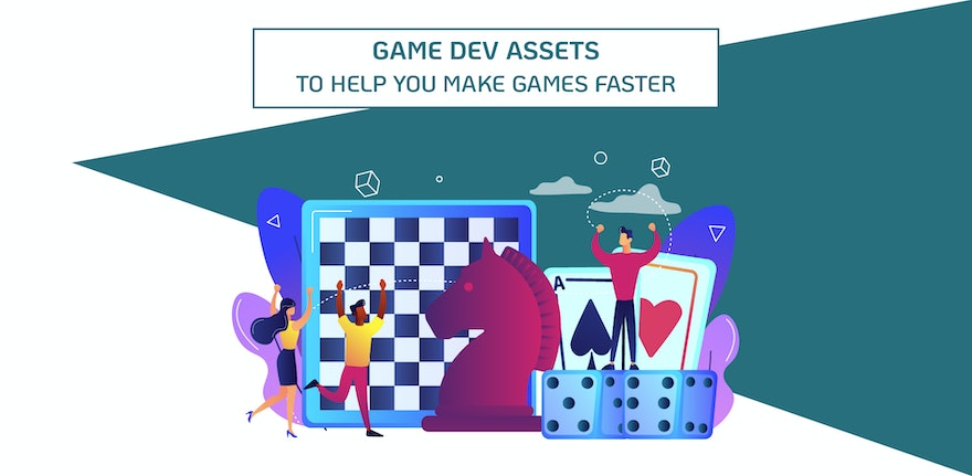 Game Dev Assets To Help You Make Games Faster