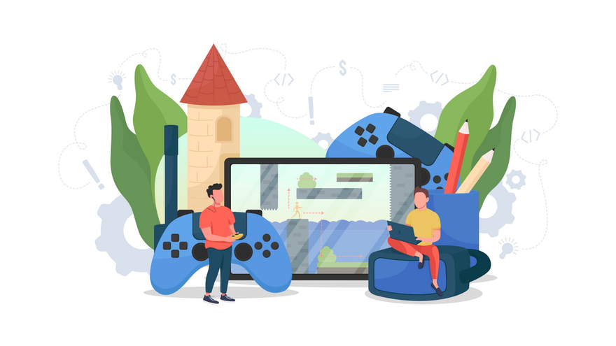 Code Your First Video Game in Six Steps!