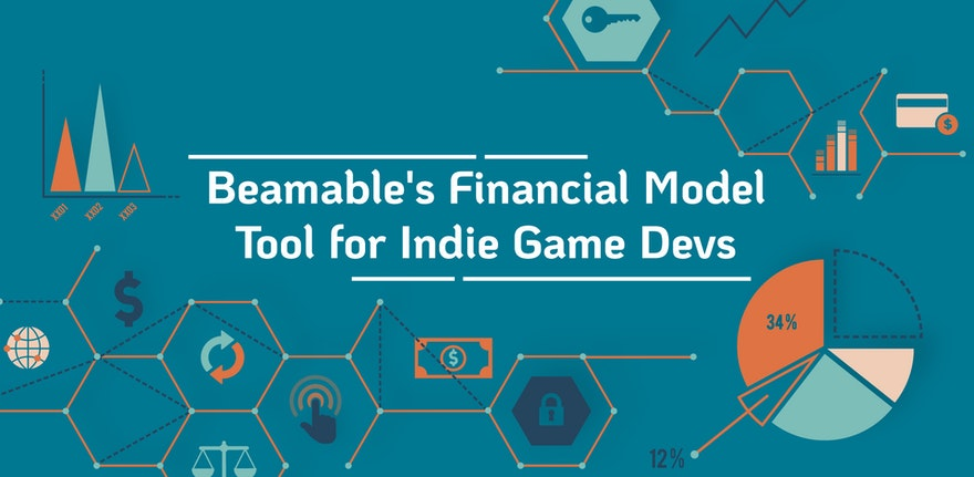 Beamable Free-to-Play Financial Model for your Game Forecast