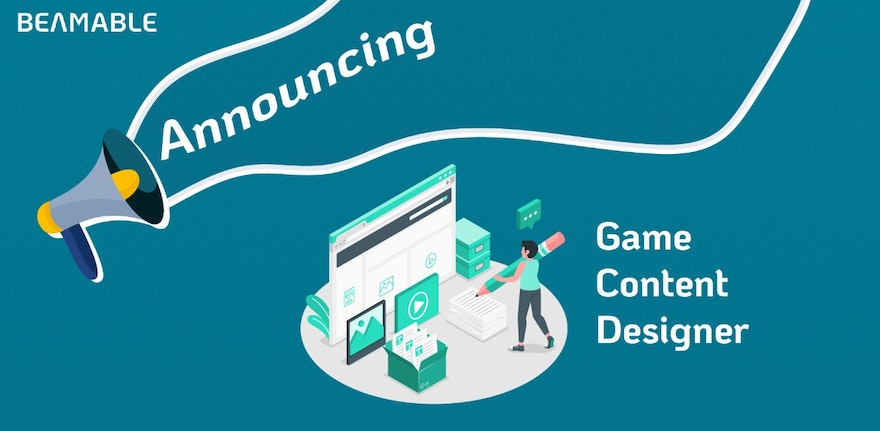 Beamable releases Game Content Designer