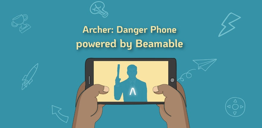 Archer: Danger Phone powered by Beamable
