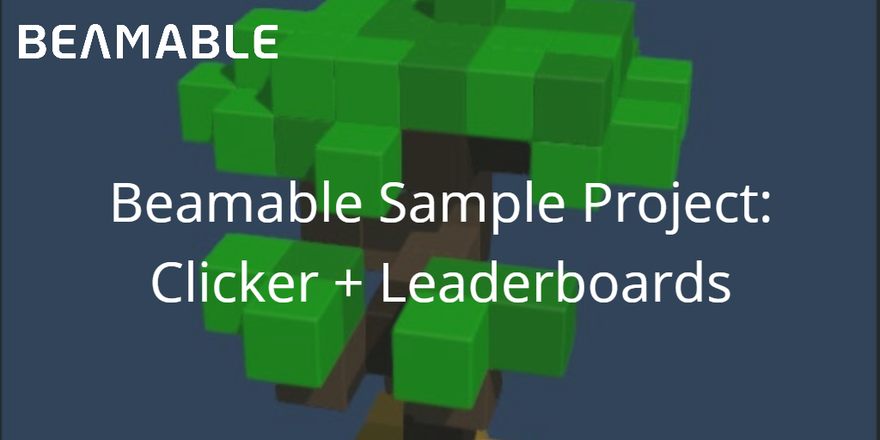 Beamable Sample Unity Project: Leaderboards