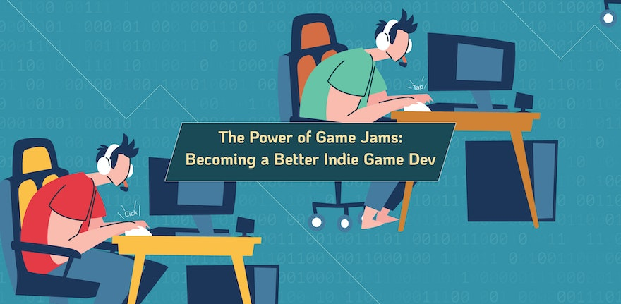 The Power of Game Jams: Becoming a Better Indie Game Dev
