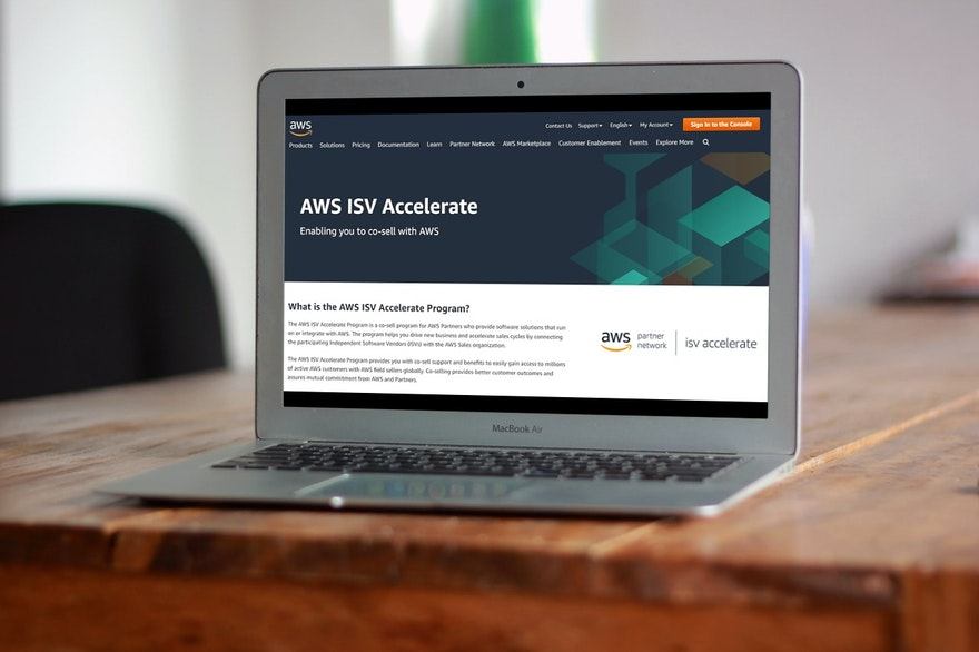 Beamable Joins AWS ISV Accelerate Program