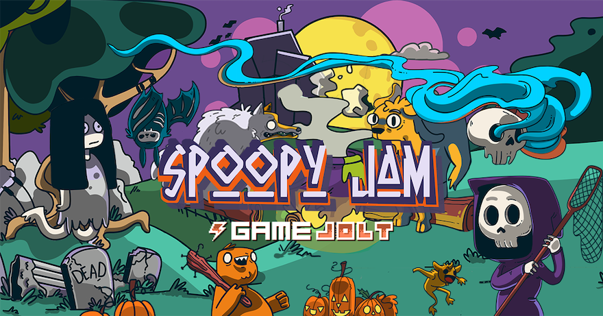 Beamable Teams Up With Game Jolt For Spoopy Jam (Game Jam)