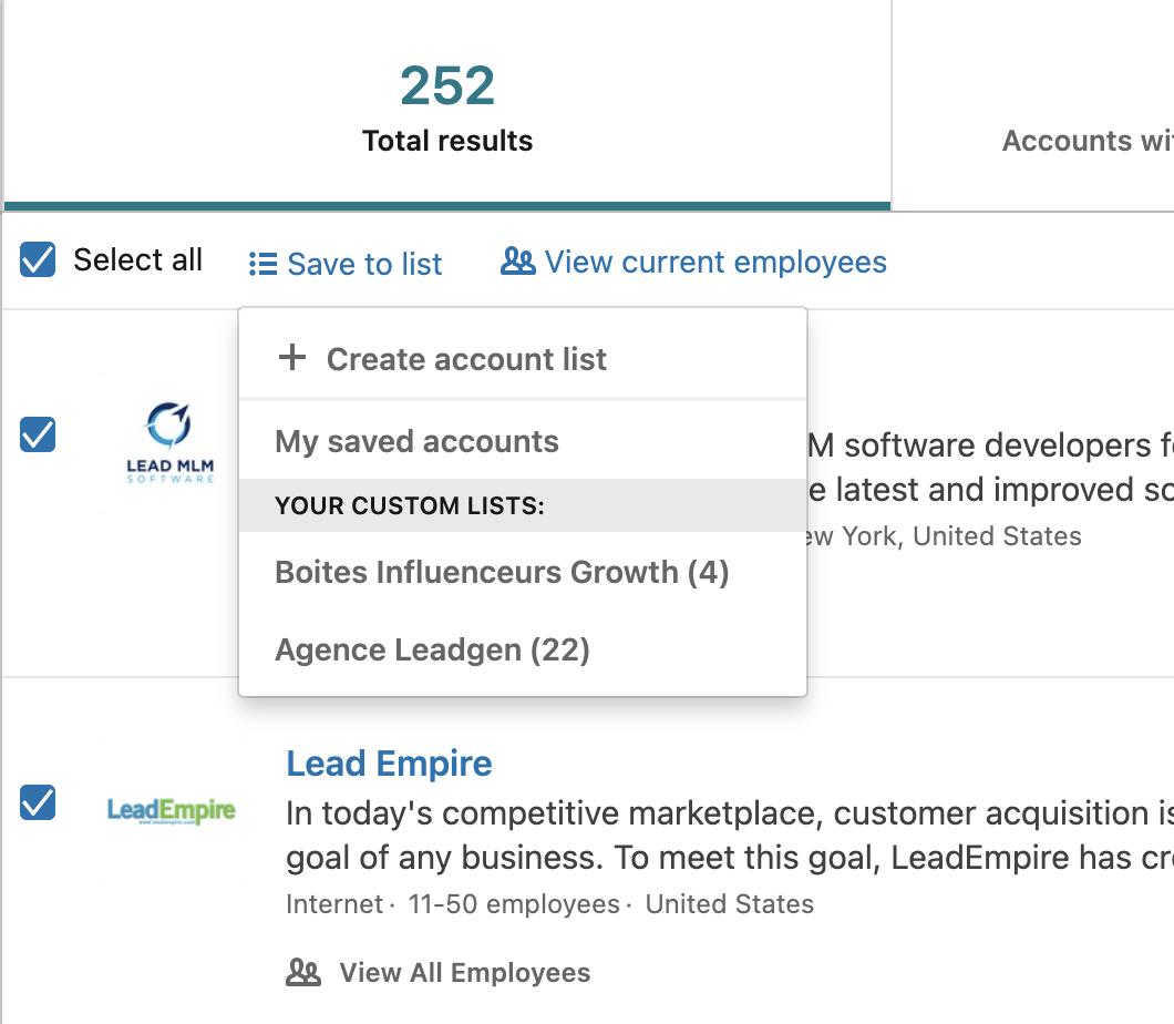 create-account-list-sales-navigator