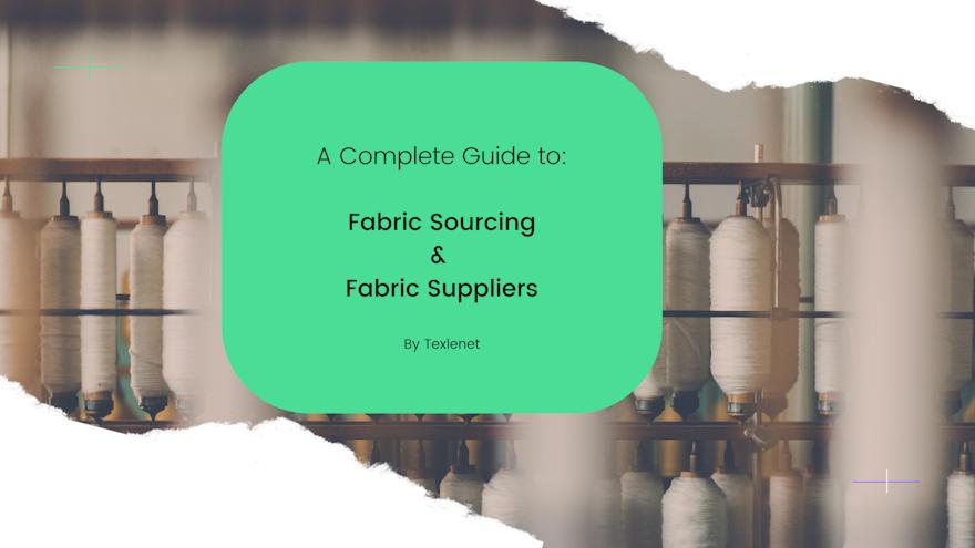 Cómo las marcas y los diseñadores recurren a la sostenibilidad: una guía de abastecimiento de tejidos