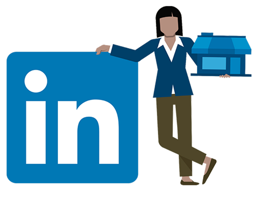Linkedin - 8 reasons why real estate agents should use Linkedin to get leads