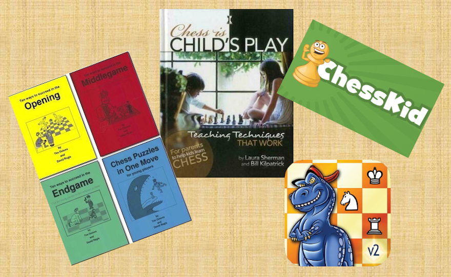 Best Chess Books and Apps for Kids