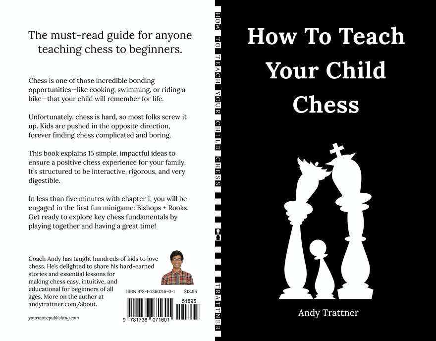 How To Teach Your Child Chess