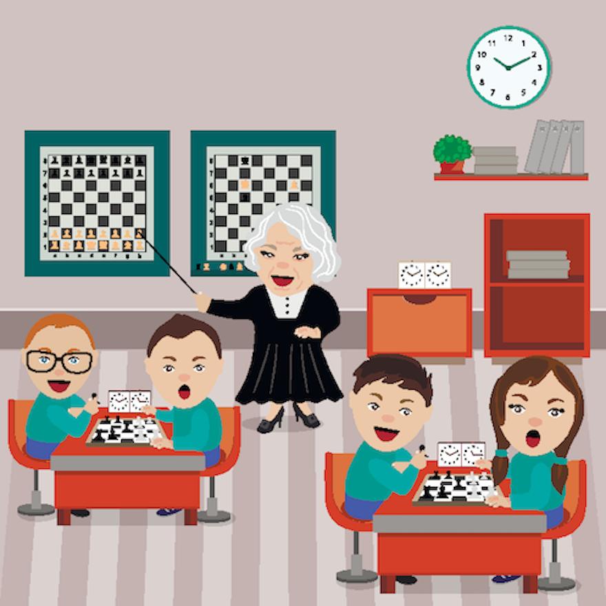 Starting a School Chess Club - part 1
