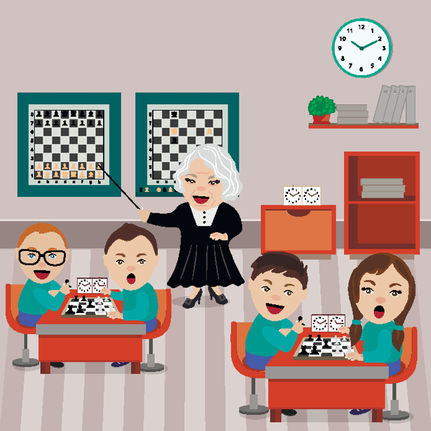 Starting a School Chess Club - part 3