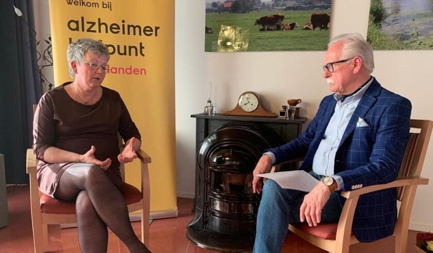 Eerste digitale Alzheimer Trefpunt in Molenlanden