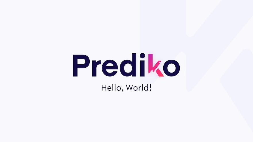 Introducing Prediko :)