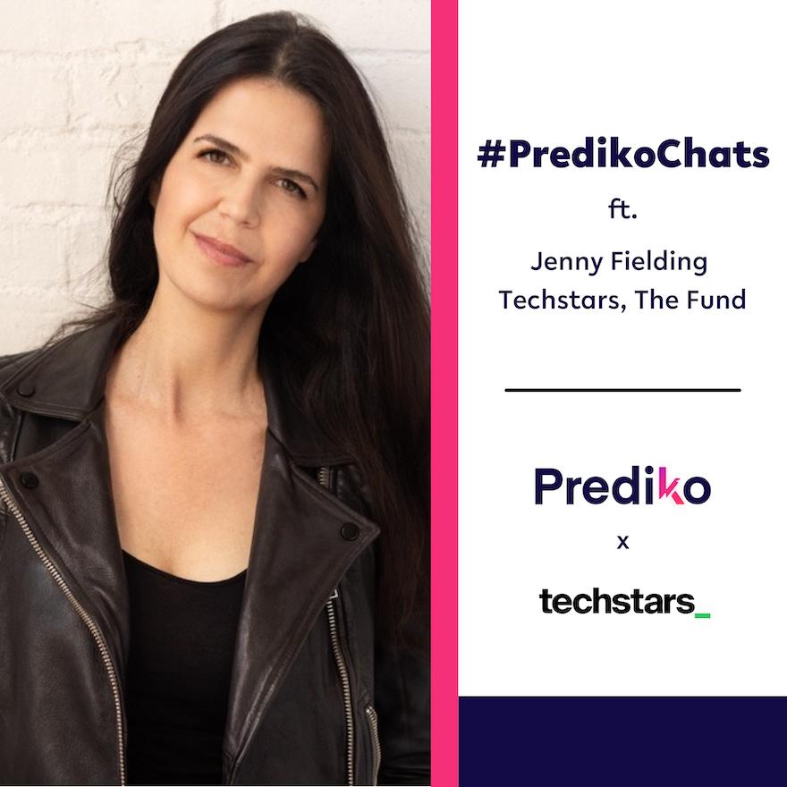 #PredikoChats 4 - Jenny Fielding