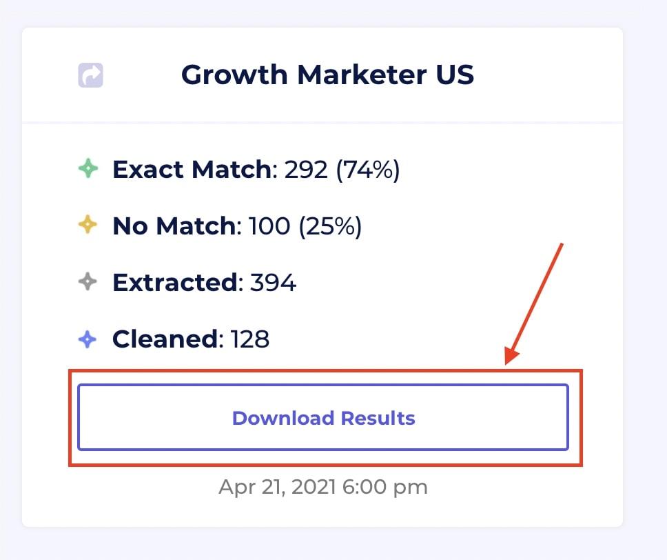 download list linkedin sales navigator
