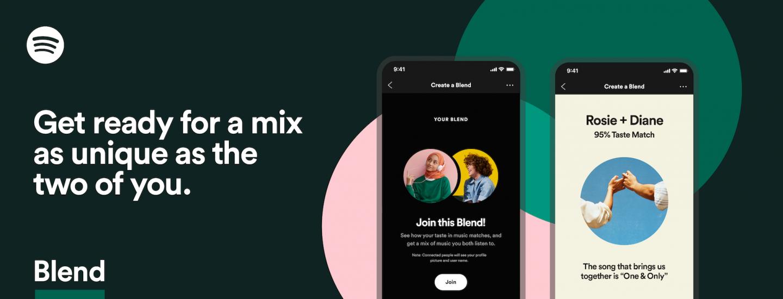 Spotify-Blend