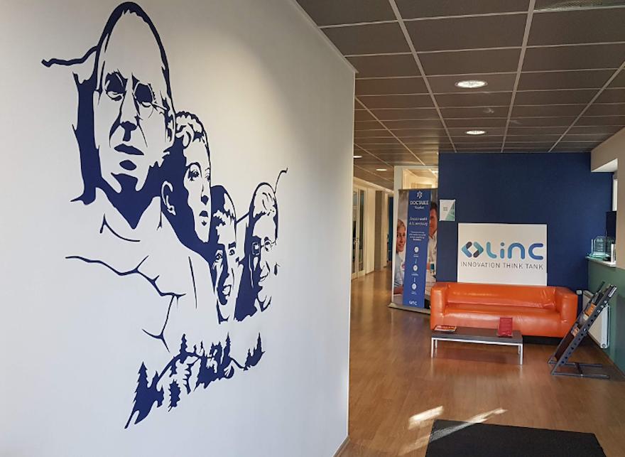 LINC Coworking, un espace collaboratif pour start-ups et spécialistes du digital et de l'informatique