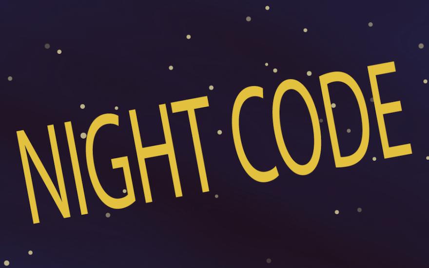 Night Code 2018