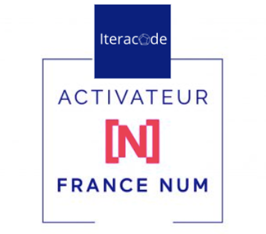 Iteracode a rejoint France Num